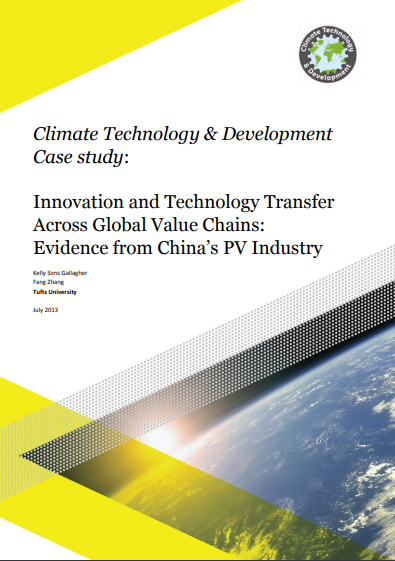 Climate Technology & Development Case Study