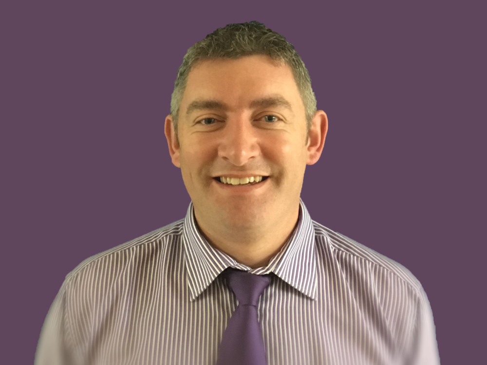 SMGS Blarney Cathal Dodd Deputy Principal