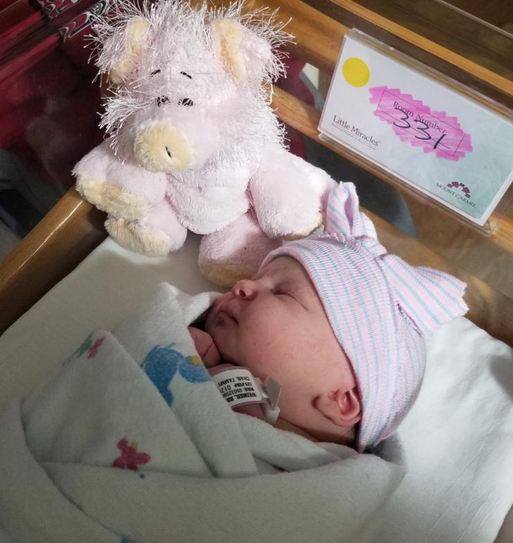 Vasectomy Reversal Baby #43