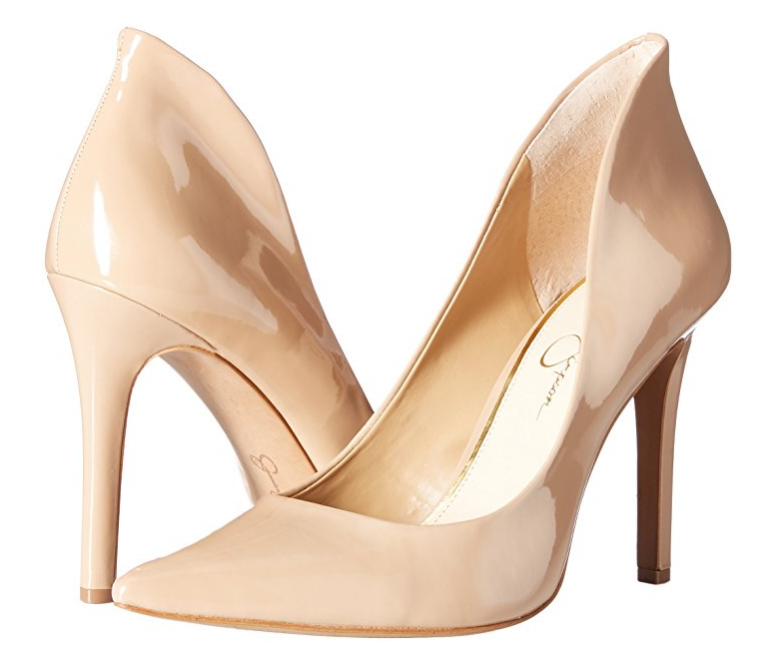 Jessica Simpson Cambredge Pump
