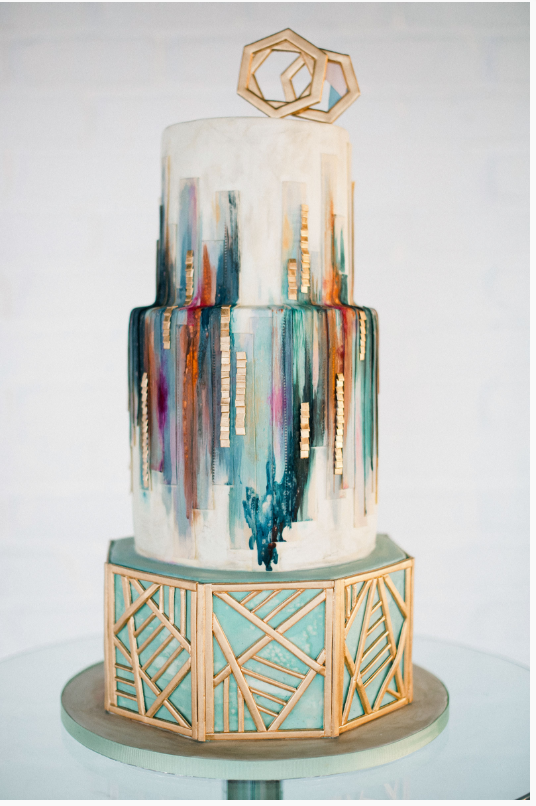 Source: Olofson Design Cakes
