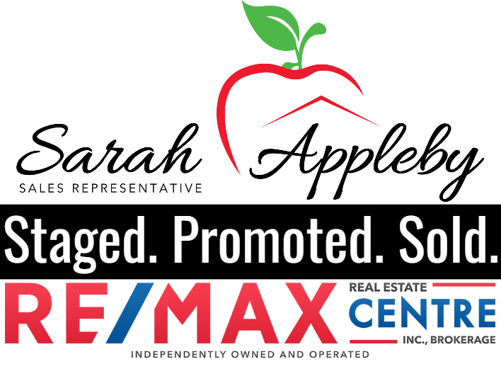Sarah Appleby Realtor RE/MAX