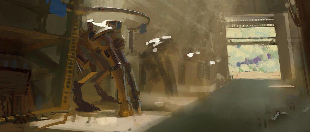 Kevin Zamir Goeke (Task 3 Composition Sketch)