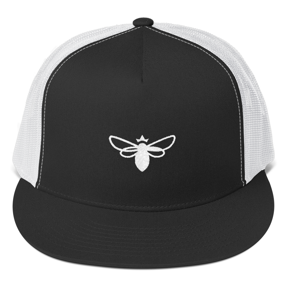 BEE Trucker Hat — Be More Consulting 229da68acdd