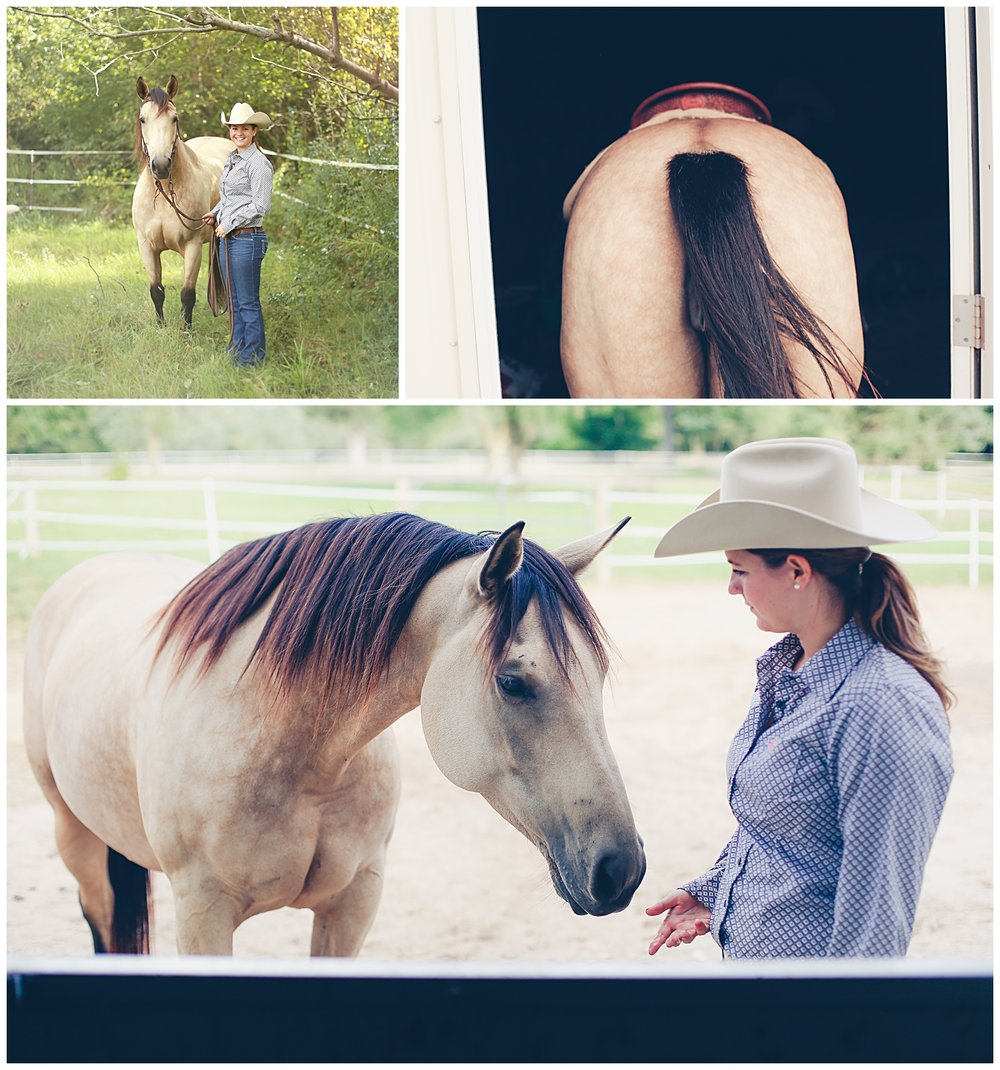 girl and her horse relationship
