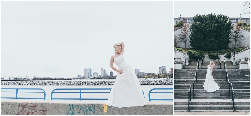 Bridal Portrait Pose ideas