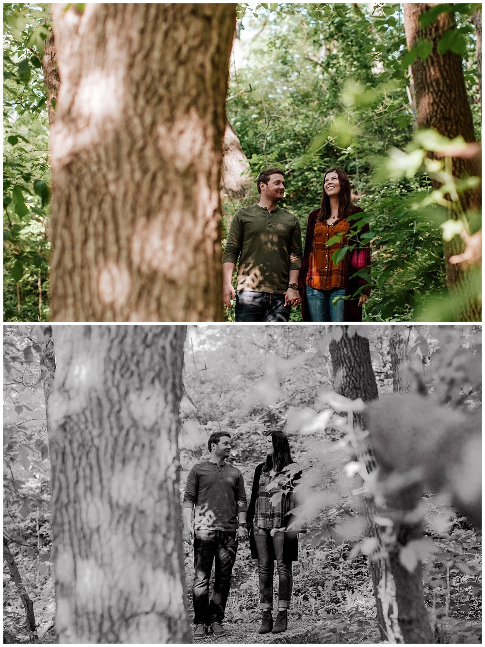 woods engagement ideas