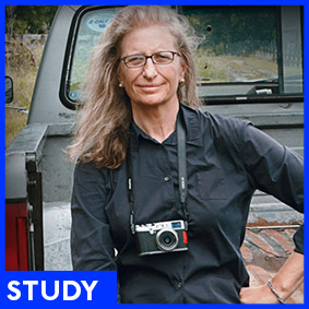 In fact there's loads of great Masterclasses - including: Annie Leibovitz teaches photography.