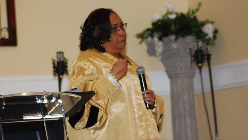 Dr. Queen Jackson