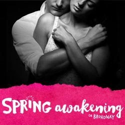 SPRING AWAKENING Broadway Revival