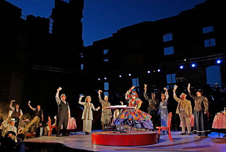Pagliacci Mill City Summer Opera