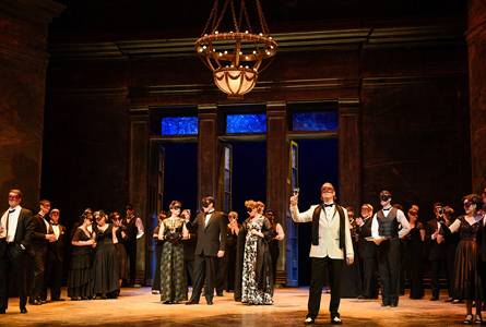 Don Giovanni L'Opera de Montreal