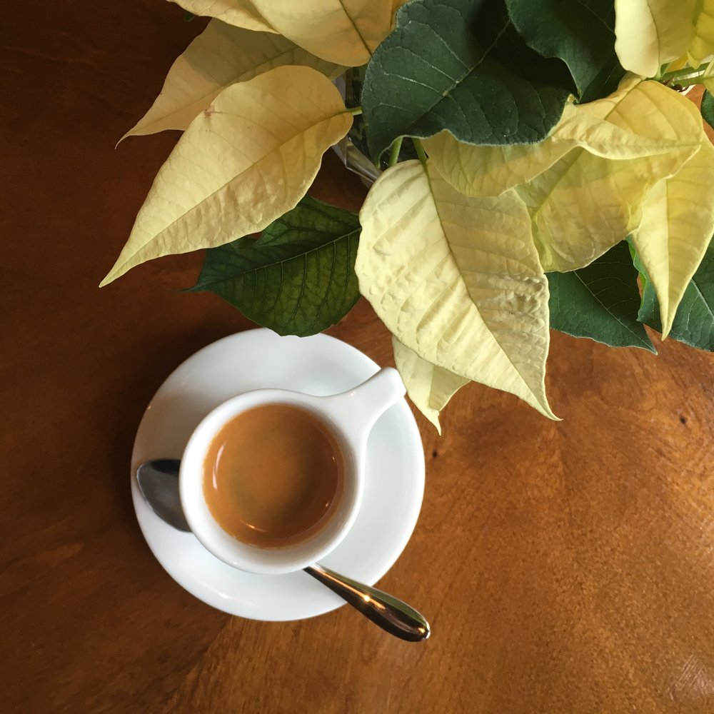 FairPour Cafe serves the highest-quality espresso from Glen Edith Roasters in Rochester, NY