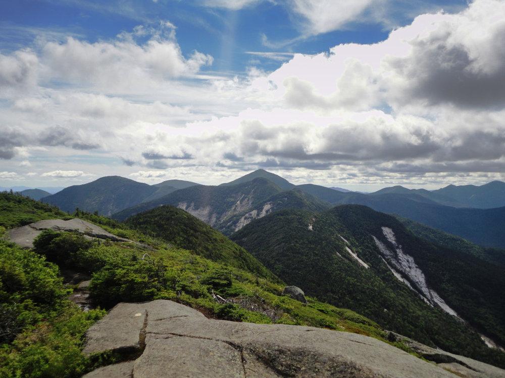 Wilderness Rescue Training Adirondacks Summit Rock