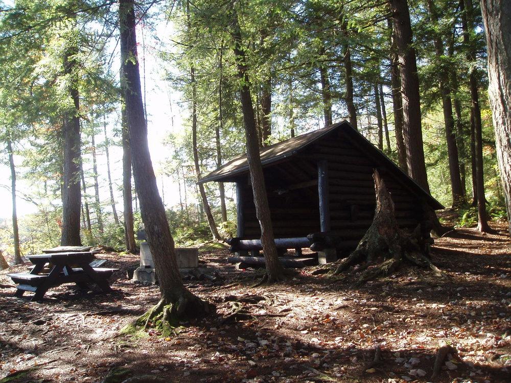 Wilderness Rescue Training Adirondacks Lean To