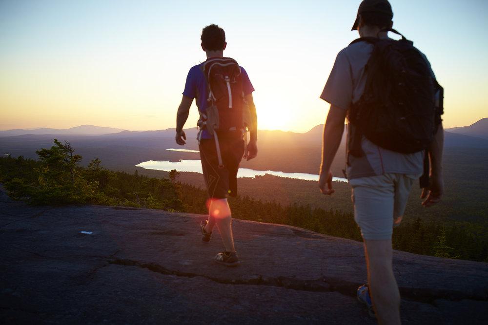 Wilderness Rescue Training Adirondacks Hiking Glow
