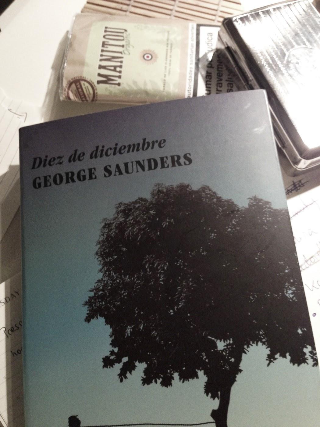 10 de diciembre George Saunders Libro Alfabia