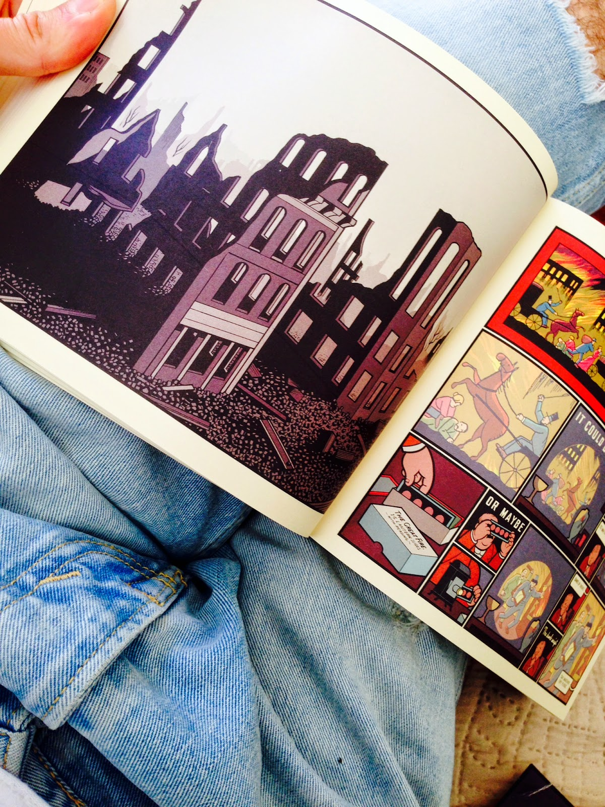 Chris Ware Smartest Kid Earth