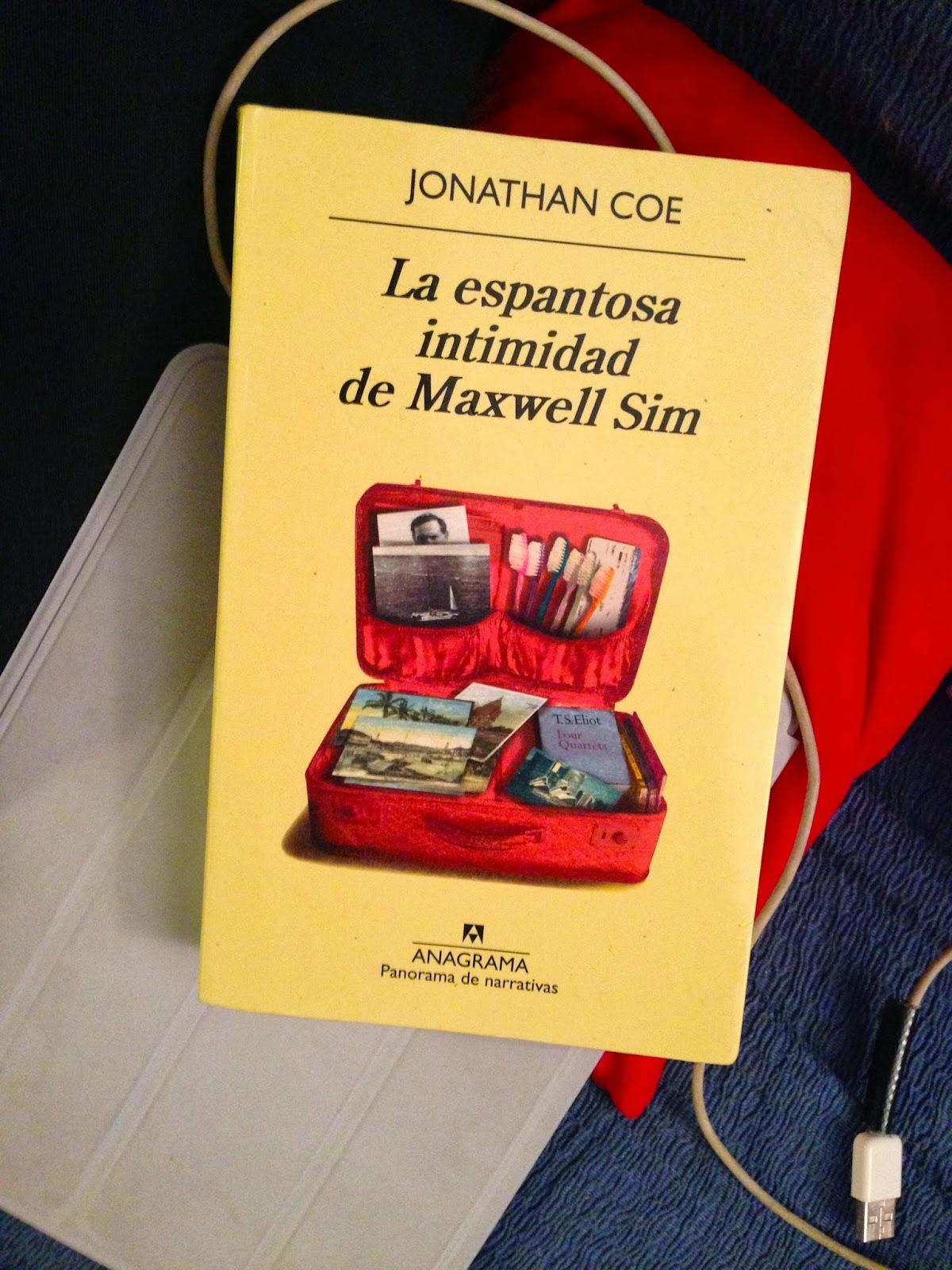 Jonathan Coe Espantosa intimidad