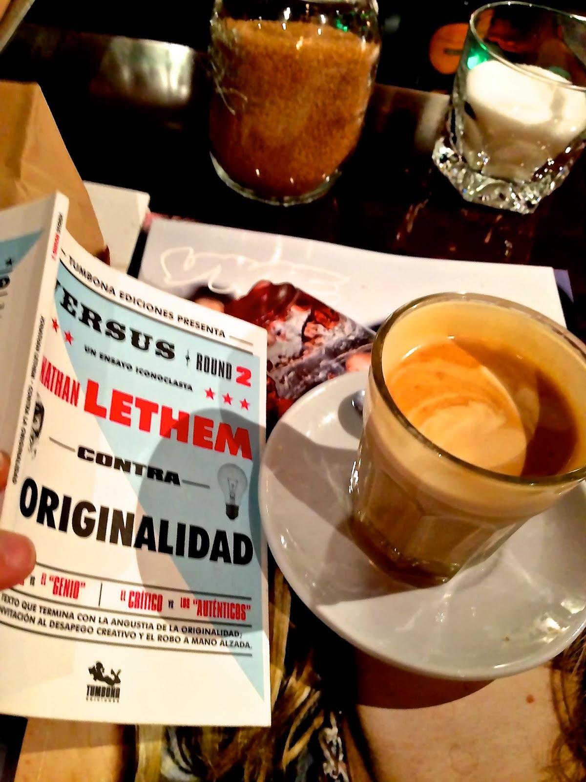 Jonathan Lethem Originalidad
