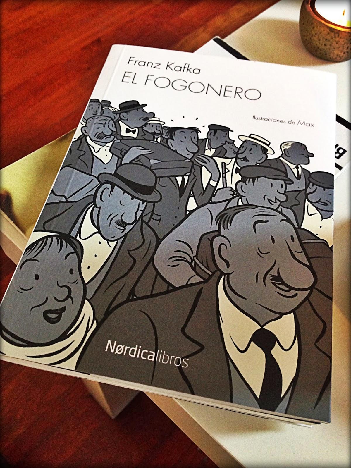 Kafka Franz El Fogonero