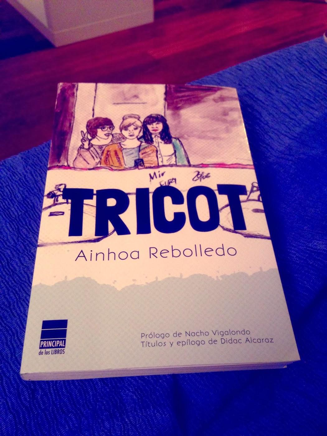 Tricot Ainoha Rebolledo