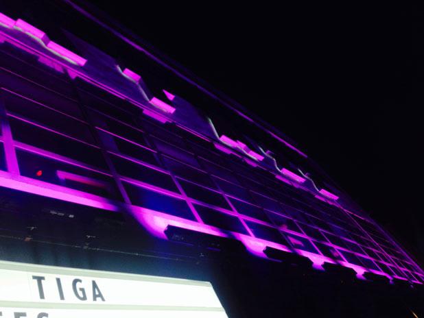 Tiga The Loft Barcelona :: Vanity Dust Blog