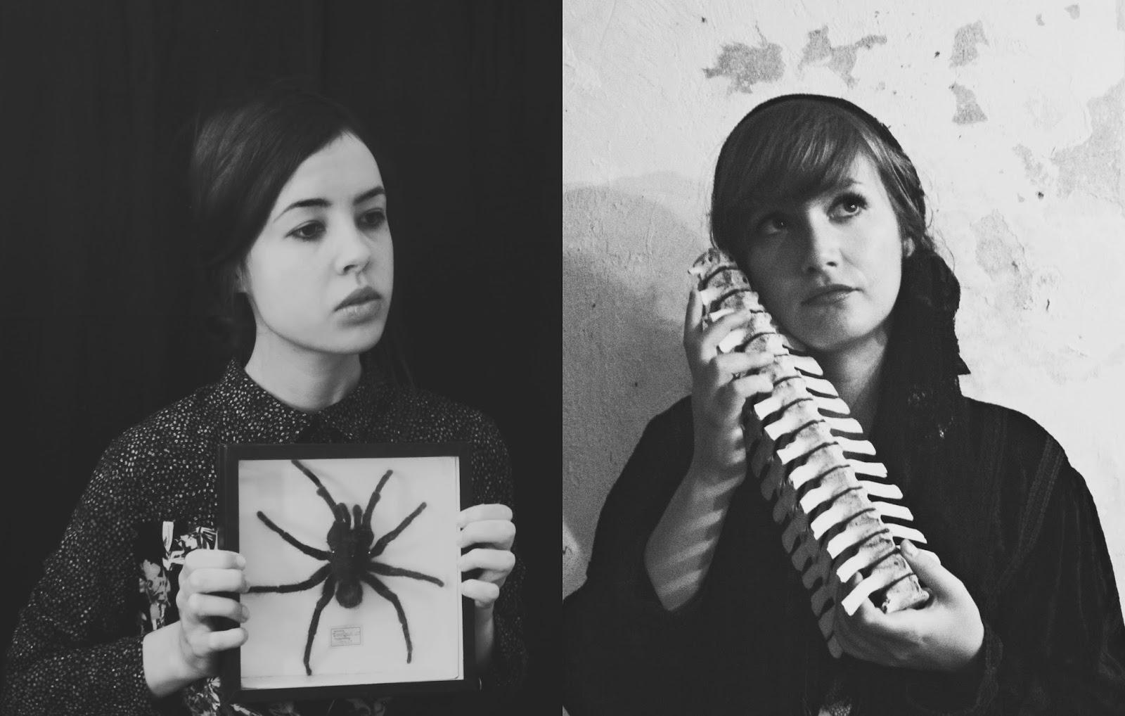 Almudena Vega y Sonia Marpez * Vanity Dust