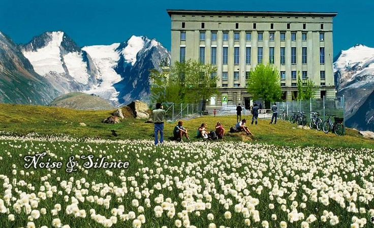 Berghain Meme | Mountains