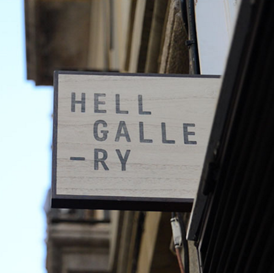 Hell Gallery Barcelona