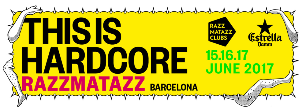 This Is Hardcore Off Week Barcelona 2017