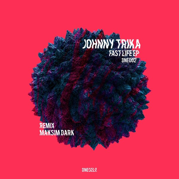 Johnny Trika Fast Life EP Cover