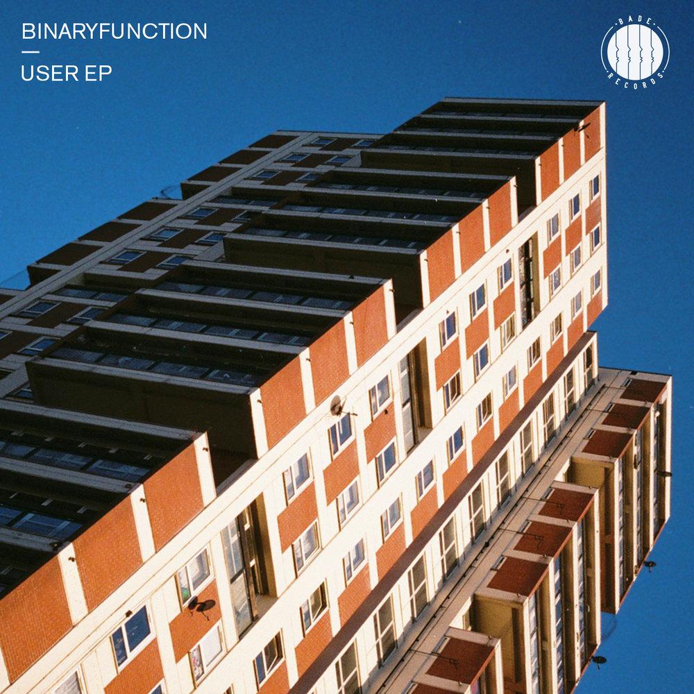 BinaryFunction &Bade Records: USER EP - Cargamento solo apto para usuarios avanzados y buen sonido techno.