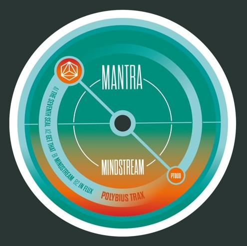 El propio Mantra ha diseñado la cubierta del EP, y me flipa.