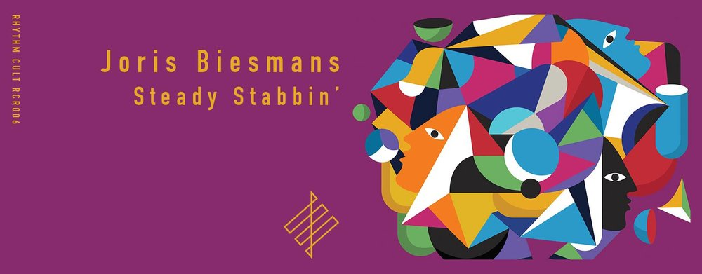 Joris Biesmans Steady Stabbin Rhythm Cult