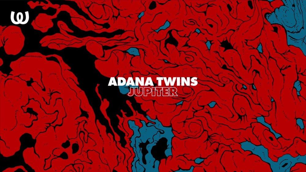Update! El nuevo EP de Adana Twins en Watergate se llama Jupiter y ya está  released .