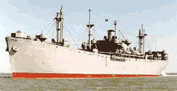 """Molly"" was further honored in World War II with the naming of the Liberty Ship SS Molly Pitcher, launched, and subsequently torpedoed, in 1943. The Liberty ship was a class of cargo ship built during WWII."