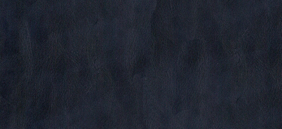 Distressed Leather Midnight Blue