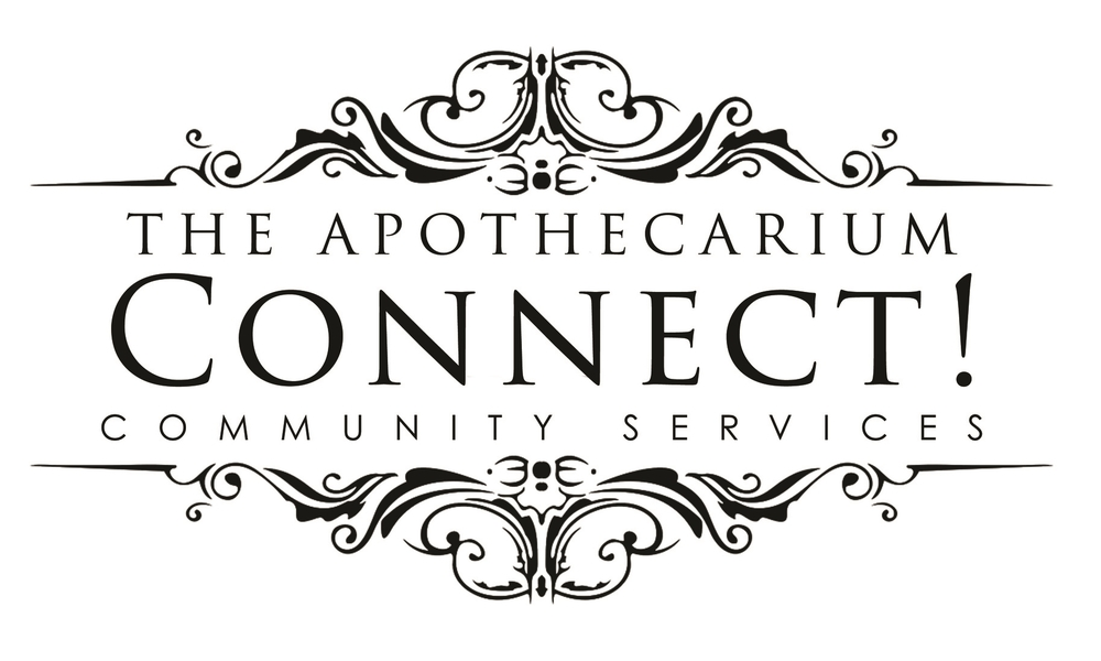 The Apothecarium is pleased to connect the community and provide support, education and in-store visits for members.