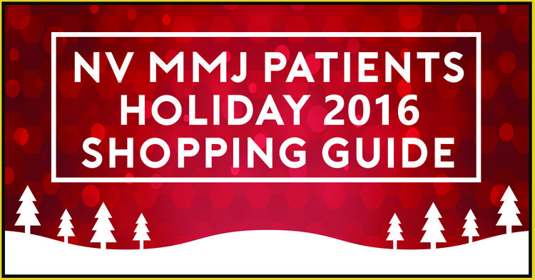 Nevada Medical Marijuana Holiday Gift Guide