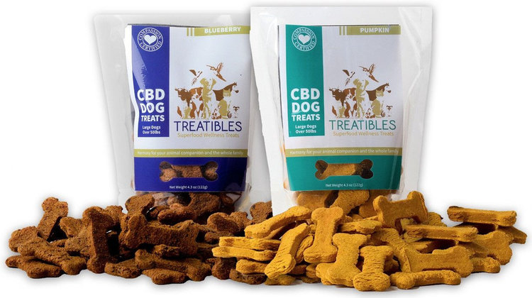CBD dog treats can provide relief from debilitating illnesses that limit mobility, pain and discomfort in dogs.