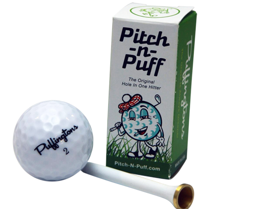 This unique golf tee pipe, is perfect gift for the golfer who used medical marijuana.