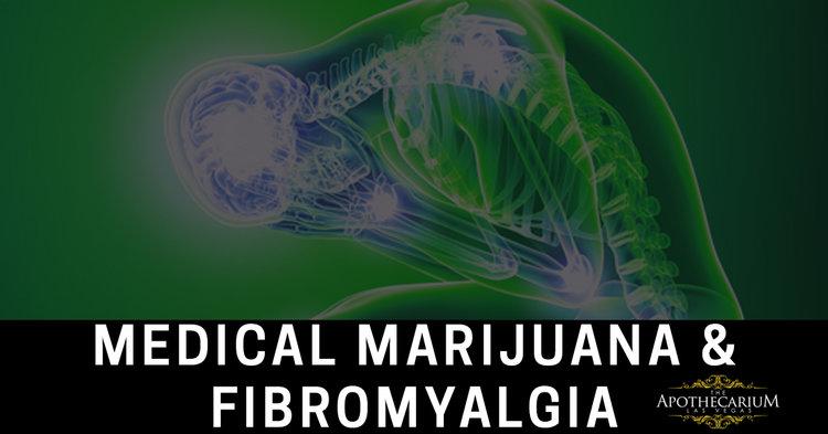 the apothecarium las vegas a medical and recreational marijuana dispensary discusses cannabis in treating the symptoms of fibromyalgia