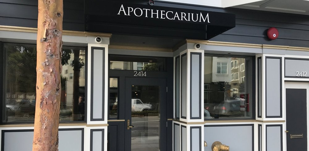 The Apothecarium Store at San Francisco Marina