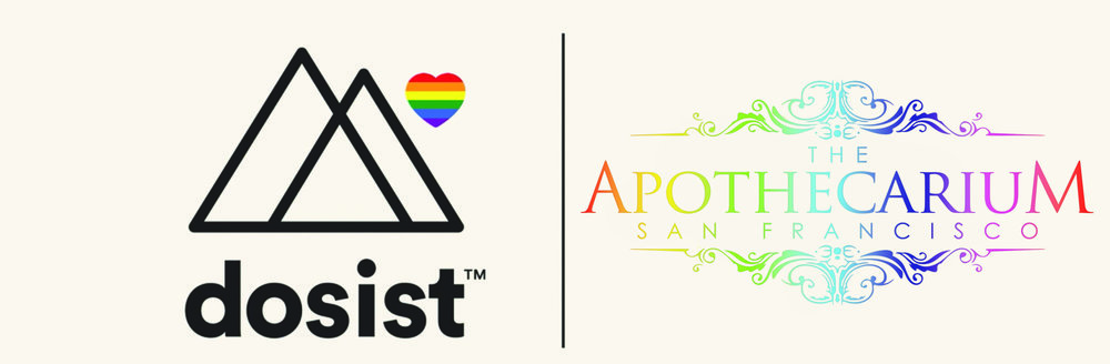the apothecarium san francisco a medical and recreational marijuana dispensary discuss their pride donations with dosist