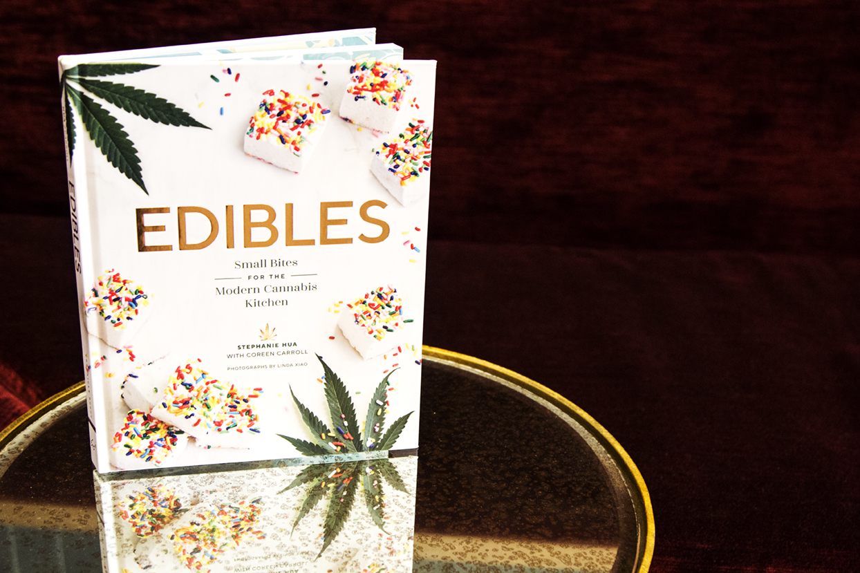 edibles small bites for the modern cannabis kitchen