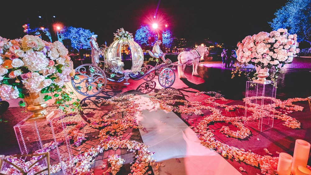 An Amazing Wedding Wonderland