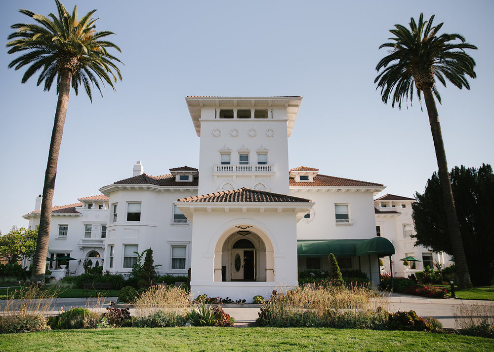 Hayes Mansion, San Jose, California