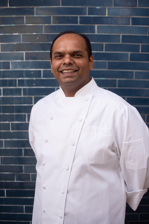 Chef Rupam Bhagat