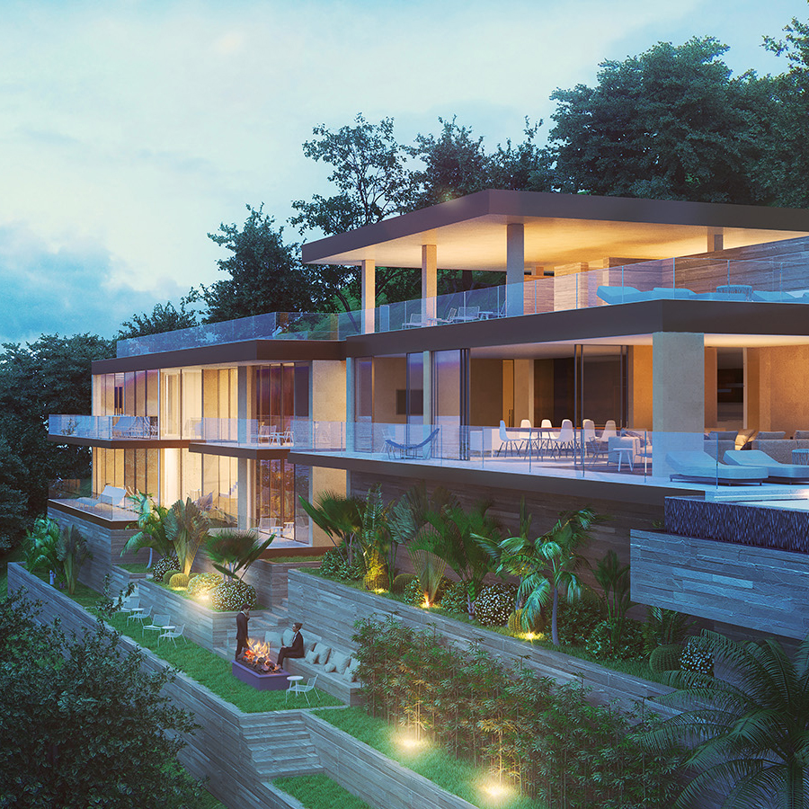 oil nut bay residence